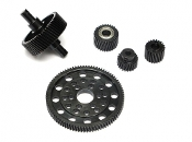 Boom Racing HD Steel Pineapple Gear Set For Axial SCX10