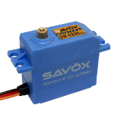 Savox WATERPROOF STANDARD DIGITAL SERVO .13/111.1 HIGH VOLTAGE