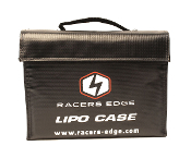 Racers Edge LiPo Battery Charging Safety Briefcase