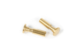 Axial Yeti Steering King Pin 14.7x4mm (Ti-Nitride Coated) (2pcs)
