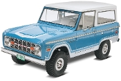 Revell 1/25 Ford Bronco Plastic Model Kit