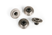 Axial Yeti XL M5 Locking Wheel Washer 8x20x3mm (4pcs)