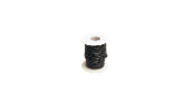 Racers-Edge 14 Gauge Silicone Ultra-Flex Wire; 25' Spool (Black)