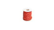 Racers-Edge 12 Gauge Silicone Ultra-Flex Wire; 25' Spool (Red)