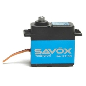 Savox WATERPROOF CORELESS DIGITAL SERVO .10/208.3 ALUM CASE