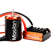 Maclan Diamondback 80A with MX540 4000KV MOTOR ESC combo