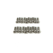 gMade M2.5X10mm Scale Hex Bolts (20)
