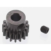 Robinson EXTRA HARD 16 TOOTH BLACKENED STEEL 32P PINION 5M/M