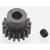 Robinson EXTRA HARD 17 TOOTH BLACKENED STEEL 32P PINION 5M/M
