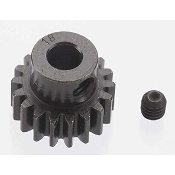 Robinson EXTRA HARD 18 TOOTH BLACKENED STEEL 32P PINION 5M/M