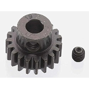 Robinson EXTRA HARD 19 TOOTH BLACKENED STEEL 32P PINION 5M/M