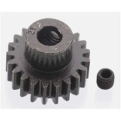 Robinson EXTRA HARD 21 TOOTH BLACKENED STEEL 32P PINION 5M/M