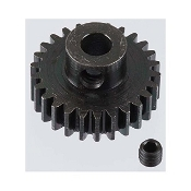 Robinson Racing EXTRA HARD 26 TOOTH BLACKENED STEEL 32P PINION