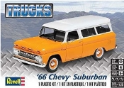 Revell '66 Chevy Suburban 1:25 Scale Model