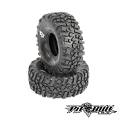 PIT BULL - ALIEN KOMPOUND - ROCK BEAST II SCALE 2.2 RC TIRES //