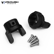 Vanquish AXIAL SCX10 8 DEGREE C-HUBS BLACK ANODIZED