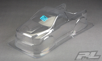 "Pro-Line RAM 1500 Clear body for 12.3"" (313mm) Wheelbase"
