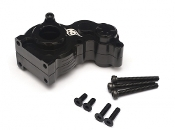 Boom Racing SCX10 Aluminum Center Gearbox - 1 Pc Black