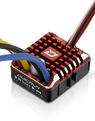 HobbyWing QUICRUN WP 1080 brushed ESC (2-3S) for Rock Crawler