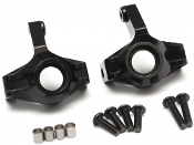 Boom Racing SCX10 II Aluminium Front Knuckle Black