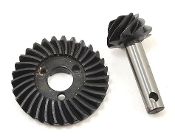 Hot Racing HD Steel Bevel Gear Set (30T/8T)