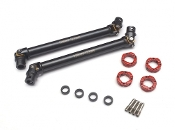 Boom Racing Voodoo™ CVD Center Drive Shafts 110MM-130MM