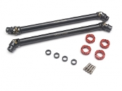 Boom Racing Voodoo™ CVD Center Drive Shafts 145MM-158MM