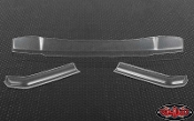 RC4WD FRONT HOOD & WINDOW DEFLECTOR SET /MOJAVE AND HILUX BODIES