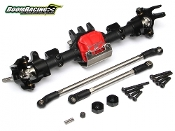 Boom Racing Complete Front Assembled AR44 PHAT™ Axle