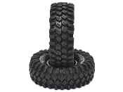 Boom HUSTLER M/T Xtreme 1.9 Rock Crawling Tires Super Soft 4.45""