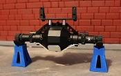 DEADLOC SCX10II SCOUT FRONT AXLE V2.0 HOUSING