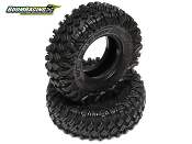 HUSTLER M/T Xtreme 1.9 MC2 Rock Crawling Tires 4.75x1.75