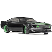 HPI Racing 1/10 Spring 2 Sport RTR with '69 Mustang RTR-X