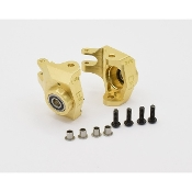 Hot-Racing Axial SCX10 II Brass Steering Knuckles