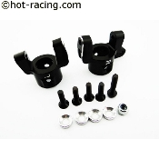 Hot-Racing Vaterra Ascender Front C-Hub Carrier Set