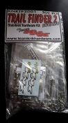 Team KNK RC4WD Trailfinder 2 Stainless Hardware Kit (247 pcs)