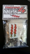 Team KNK Traxxas TRX4 Complete Stainless Hardware Kit