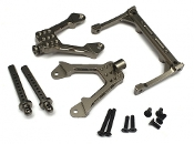Boom Racing SCX10 Aluminum Front Shock Towers & Frame Brace GM