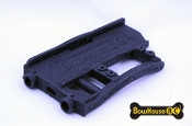 BowHouse RC HD Battery Tray + Servo & Bumper Mount for SCX10 2