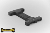 BowHouse RC Rear Chassis Brace for TRX-4