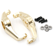 Yeah Racing Brass C Hubs 49g 2 pcs For Traxxas TRX-4
