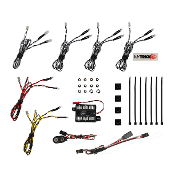 MyTrickRC Rock Crawler LED Light Kit w/Controller 12pc