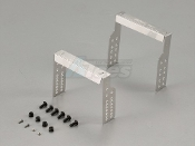 Killerbody Stainless Steel Body Mounts for SCX10 & SCX10 II 4.72