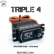Reefs RC Triple 4 Servo