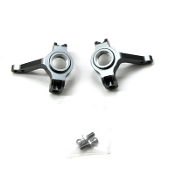 STRC MACHINED ALUMINUM STEERING KNUCKLES AXIAL SCX10 (GM)