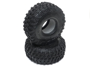 "Boom Racing HUSTLER M/T Xtreme 2.2"" RR Rock Racing Tires Snail S"
