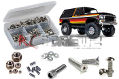 RC ScrewZ Traxxas TRX-4 Bronco/Ranger Stainless Screw Kit