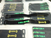 BowHouse RC 200mm Non-Slip Battery Straps (set of 2)