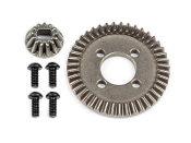 HPI Differential Ring, and Input Gear Set, (43/13) for Venture