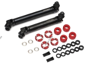 Boom Racing BADASS™ HD Steel Center Drive Shaft Set for TRX4